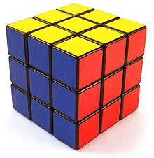 Rubiks Cube Fancy Dress Outfit
